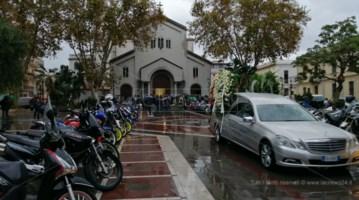 I funerali di Walter Zema