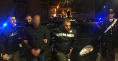 Era irreperibile da un anno, arrestato Giuseppe Salvatore Mancuso
