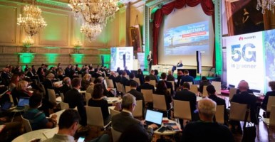 Il Gruppo Pubbliemme a Bruxelles alla conferenza sul 5G di Huawei