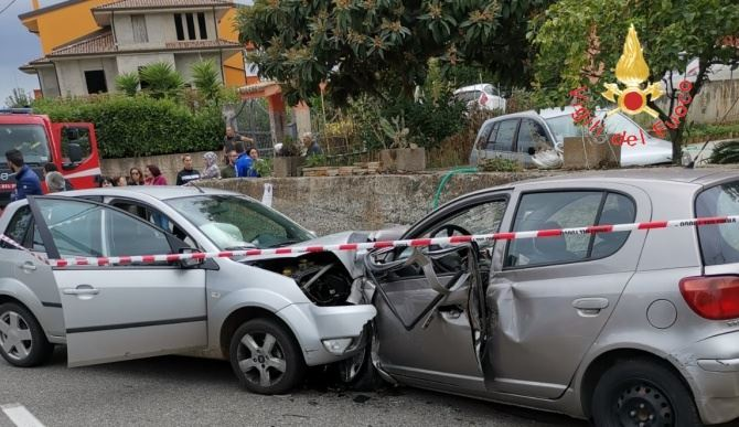 Incidente a Serrastretta