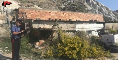 Giro di vite contro l'abusivismo edilizio, denunciati due anziani e una casalinga