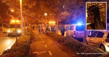 Moto contro lampione: muore in Spagna una giovane cosentina