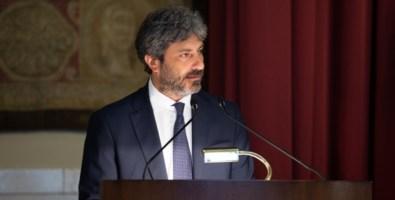 Il presidente della Camera dei Deputati Roberto Fico