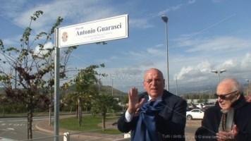 Alla cittadella regionale inaugurata la galleria dei presidenti
