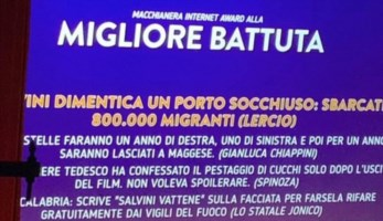Le battute vincitrici al Macchianera awards
