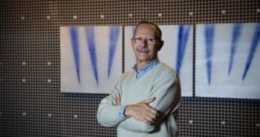 Il pittore calabrese Pujia al Museo d'arte contemporanea di Roma