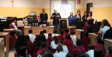 A Reggio alunni a lezione di sicurezza ferroviaria: la Polfer sale in cattedra