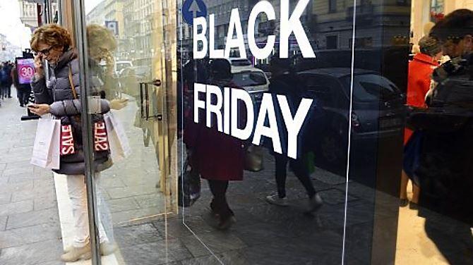 Black Friday, immagine dal web