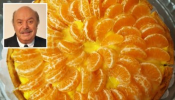 La crostata alla clementine lanciata da Banfi