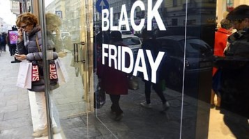 Black Friday, immagine dal web