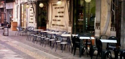 Lo storico Caffè Serrao