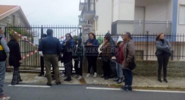 Famiglie evacuate a Fuscaldo