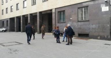 Dipendenti in protesta a Cosenza