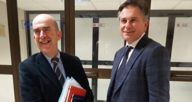Gioia Tauro, l'assessore regionale Russo assicura: «Lo sportello Zes si farà»