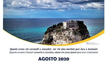 Tropea nel calendario Unsic