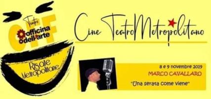 "Cineteatro Metropolitano, pronta al debutto la compagnia ""Officina dell'arte"""