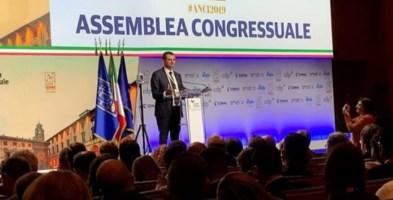 Al via l'assemblea Anci ad Arezzo: 16 i rappresentanti dalla Calabria