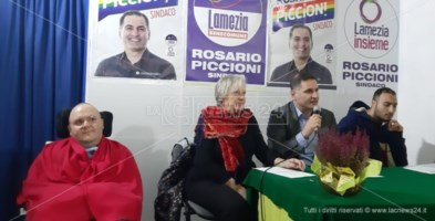 Ballottaggio a Lamezia, Piccioni: «Nessuna indicazione di voto»