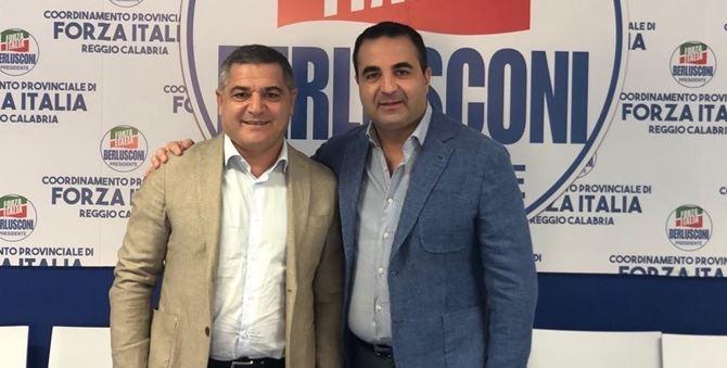 Porte girevoli in Fi: entra Arruzzolo escono il sindaco di Locri e il suo vice - LaC news24