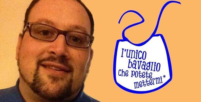 Giovanni Amoroso, ritratto nell'immagine del profilo facebook