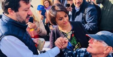 Salvo (Lega): «Salvini inarrestabile perché al servizio degli italiani»