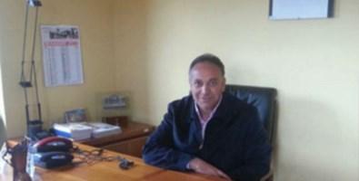 Il sindaco Eduardo Vivacqua