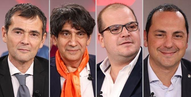Sapia, Tansi, Guglielmelli e Siclari