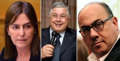 Enza Bruno Bossio, Pippo Callipo e Carlo Guccione