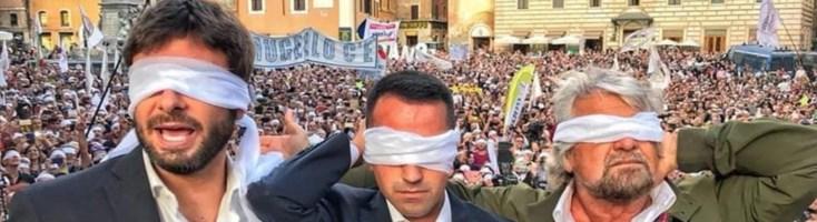 L'immagine che Forciniti ha scelto come copertina della sua pagina Facebook