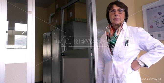 La scienziata Amalia Bruni