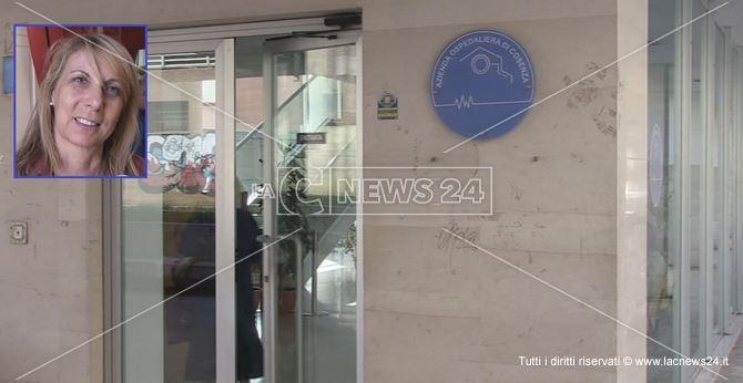 L'azienda ospedaliera di Cosenza e la manager Panizzoli