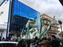 Siderno, studio radiologico in protesta: «Senza stipendio da cinque mesi»