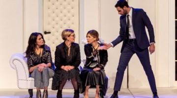 Rende, verso il sold out lo spettacolo con Maria Grazia Cucinotta