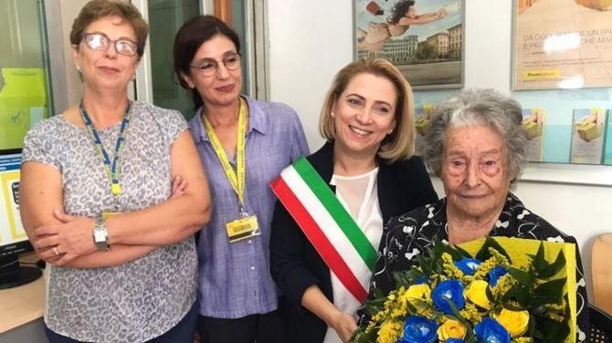 Nonna Maria, 105 anni