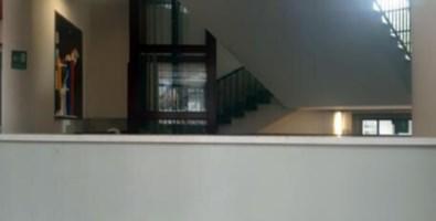 Le scale della scuola