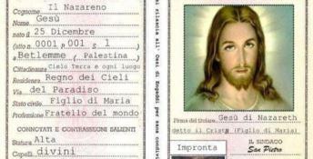 La carta d'identità di Gesù