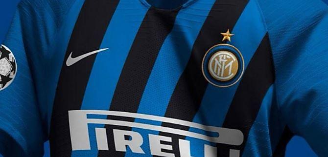 Una maglia dell'Inter