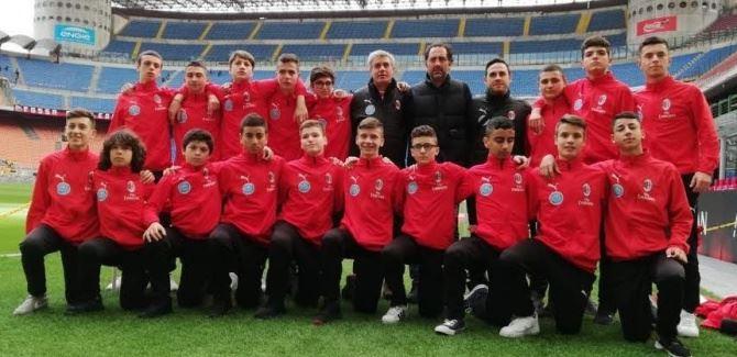 Scuola calcio Forza ragazzi