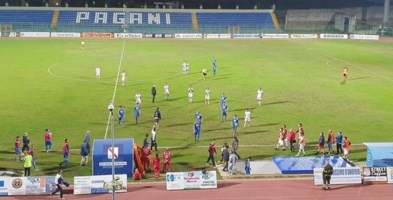 Vibonese  Paganese finisce 2-2
