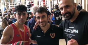Boxe, pugile calabrese trionfa al torneo di Barcellona