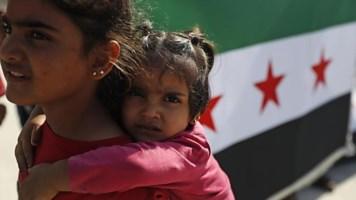 Guerra in Siria (foto Ansa)