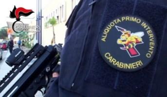 Fiamme in uno stabile di Reggio Calabria, salvi una coppia e due minorenni