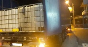 Gasolio di contrabbando sequestrato nel Cosentino
