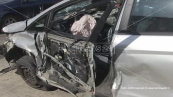Perde il controllo dell'auto e si schianta contro un muro, ennesima vittima nel Cosentino
