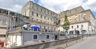 Ospedale Santa Maria dell'Olmo di Cava dei Tirreni