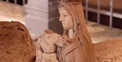 Decapitata la statua del bambino Gesù, atto sacrilego a Castrovillari