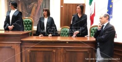 Si è insediato il nuovo presidente del Tribunale di Vibo Valentia
