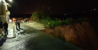 Allerta rossa in Sicilia, agente di polizia muore travolto dal fango