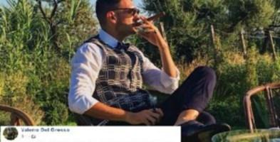 Omicidio Roma, omonimo del presunto killer insultato sul web: «Non sono io»