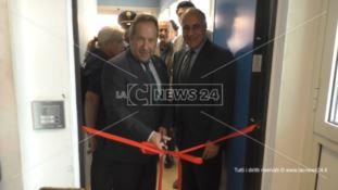 Reggio, pronto soccorso più sicuro: inaugurato il presidio di polizia